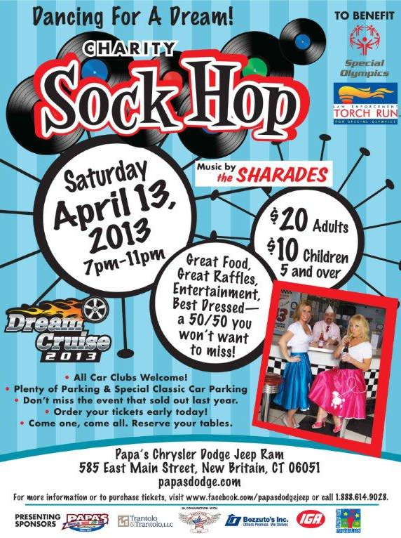 papa's dodge sock hop
